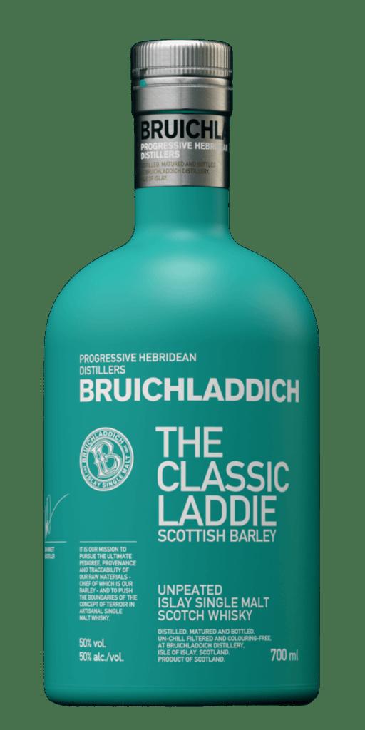 bottle of Bruichladdich