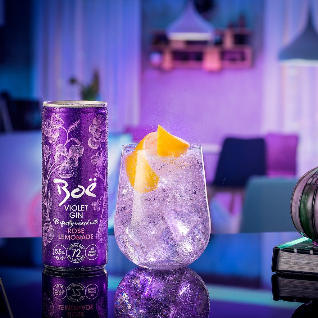 cocktail in a can