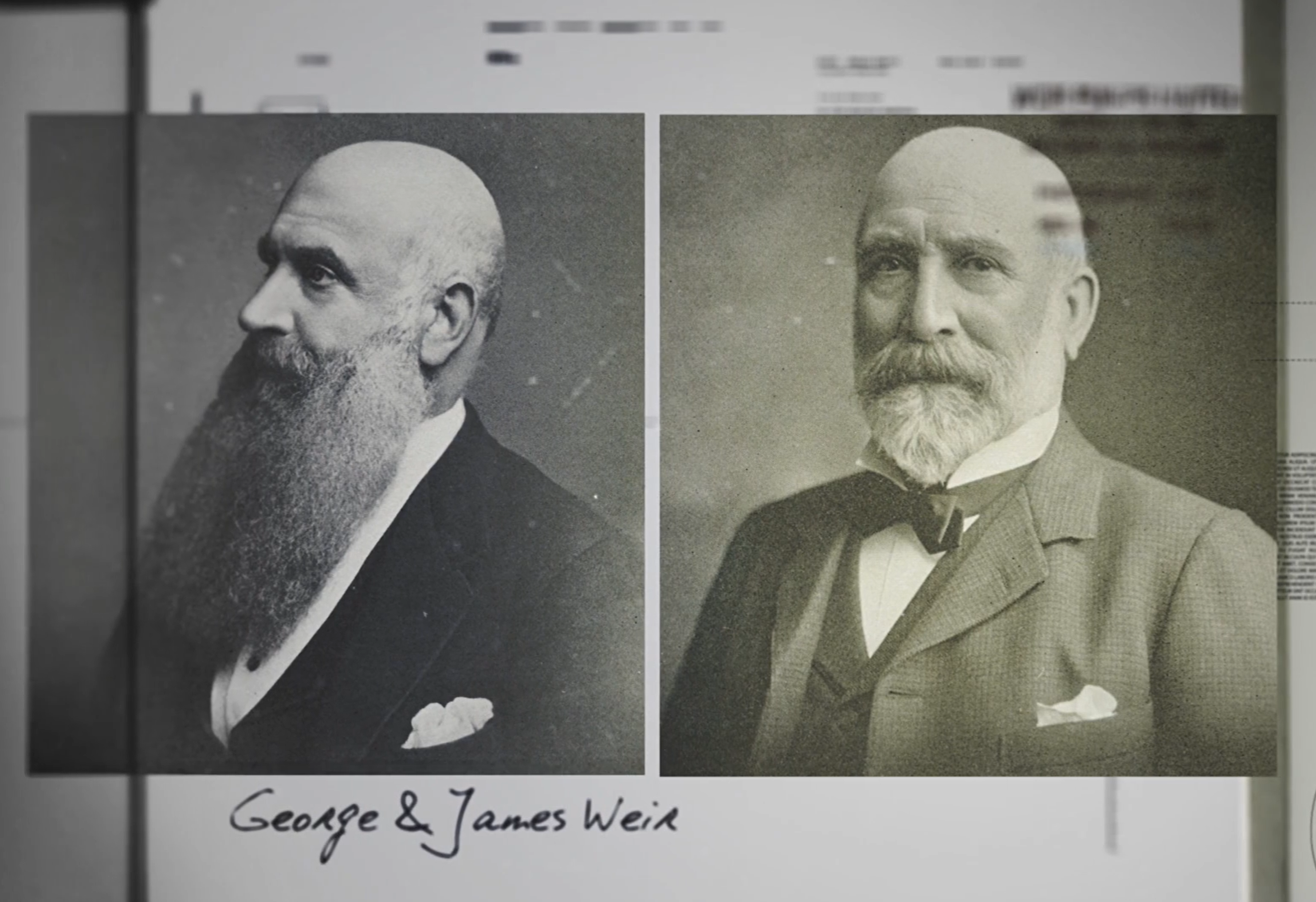 George and James Weir