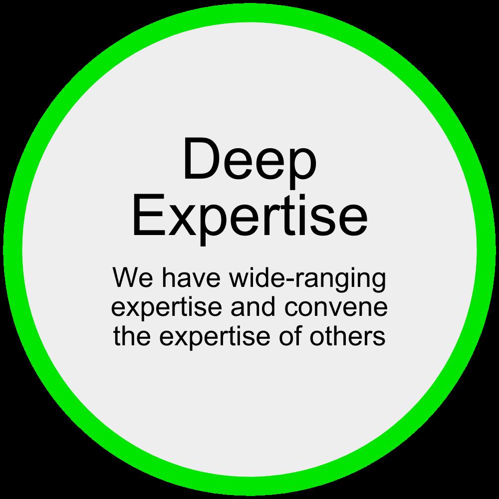 KTN - Deep expertise